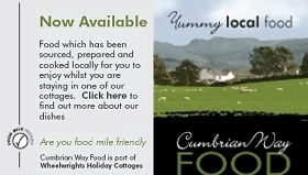 Cumbrian Way Food